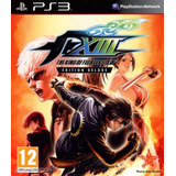 The King Of Fighters Xiii Ps3 Completo Disponible Ya!