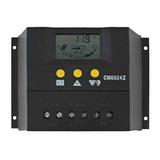Regulador Controlador Solar Pwm 60 Amp Digital Usb 12-24 Vdc