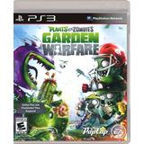 Plantas Vs Zombies Garden Warfare Ps3  Disponible Entrega!!!