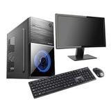 Computador Janus Core-i5 9400f Tvid710 Ssd240gb 8gb Mon 21.5