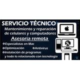 Servicios Técnico Para Mac Y Windows