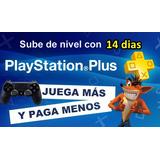 Playstation Plus 14 Dias