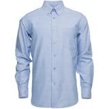 Camisa Oxford Dotacion Empresarial Clásico