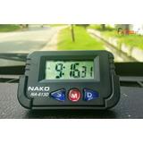 Reloj Digital Alarma Cronometro Fecha Carro Moto Supli