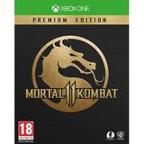 Mortal Kombat 11 Premium Edicion Xbox One Offline