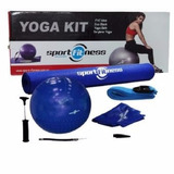 Kit Yoga Pilates Balon, Sportfitness 070339