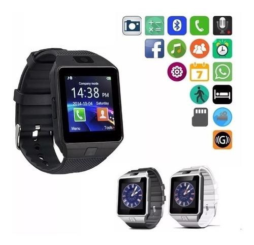 Reloj Inteligente Mujer Reloj Celular Sim Reloj Digital Dz09