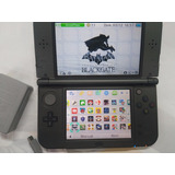 New Nintendo 3ds Xl Programada Usada ¡ganga! 16 Gb