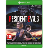 Resident Evil 3 Remake Xbox One - Juego Offline - Oferta!!