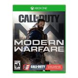 Call Off Duty Modern Warfare Offline Xbox One
