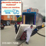 Trasteos, Mudanzas Y Acarreos En Bogotá