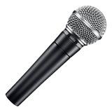 Microfono Vocal Dinamico Shure Sm58 Profesional