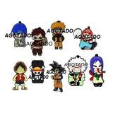 Remate Memoria Usb 32 Gb Naruto On Piece Goku Dragon Ball Z