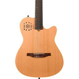 Godin Multiac Nylon Encore Guitarra Clasica Electrica Y Acus