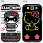 Estuche Samsung Galaxy S3 Fashion Hello Kitty Carcasa Forro