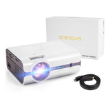 Mini Proyector Led Crenova Xpe496 2200 Lumens Hdmi/sd/usb/tv