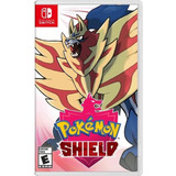 Pokemon Shield Escudo Nintendo Switch Envio Gratis