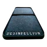 Tapetes Desinfectantes De Suelas De Zapatos 33.5 Cm X 69 Cm