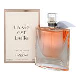 Perfume Para Mujer La Vida Es Bella 75 Ml Original