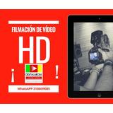 Grabación De Vídeo Popayán