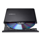 Unidad De Disco Óptico Portátil Lite-on Es1 Grabador De Dvd