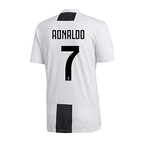39d0b6c6f7ae0 Camisetas De Futbol Juventus 7 Ronaldo Mens