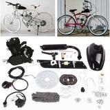 Recatea® Kit Ciclomotor Bicimotor Bicicleta Motor 2 Tiempos