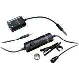 Microfono Condensador Audio-technica Atr3350is De Solapa