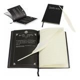 Death Note Con Pluma De Regalo + Cd - Libreta Death Note
