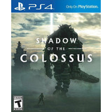 Shadow Of The Colossus + Dlc Ps4 Latino