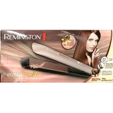 Nueva Plancha Remington Keratina-argan 8599 Original+ob