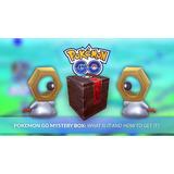 Caja Meltan - Pokémon Go