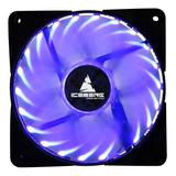 Ventilador Fan Iceberg Magic 120mm 15leds Azules - Promoción