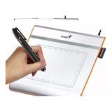 Tabla Digital Genius I405x Diseñadora 560 Lpi + Lapiz Optico