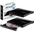 Quemador Slim Dvd Externo Usb Samsung Negro El Mas Delgado