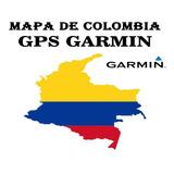 Mapa Garmin Colombia 2019 27.2 Ultima Mayo Pamacol Pois 2019