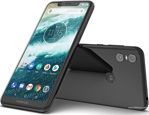 86184025d Celular Libre Motorola Moto One Ram 4gb 64gb Nfc