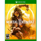 Mortal Kombat 11 Xbox One. Español Latino. Físico Sellado