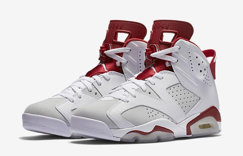 96b4f1087 Tenis Nike Air Jordan Retro Vi 6 Originales