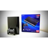 Play3 Super Slim 250gb+juegos+2controles+!!!envío Gratis!!!