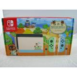 Nintendo Switch Animal Crossing: New Horizon Special Edition