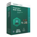 Kaspersky Antivirus 3pc 1 Año Original