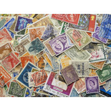 Colección De Filatelia 10.000 Estampillas De Todo El Mundo