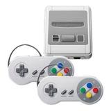 Mini Consola Tipo Family/2 Controles/cable Video /600 Juegos