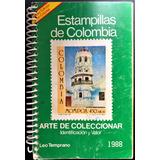 Catálogo De Estampillas De Leo Temprano 1988 Edición 24