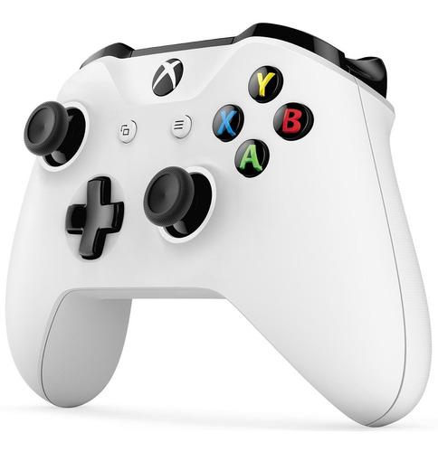 Control Xbox One S Blanco Negro Nuevo Original Garantia