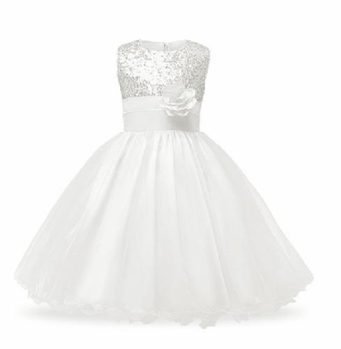 40adaf414ba Vestido Bautizo Princesa Niña Bodas Fiesta Elegante