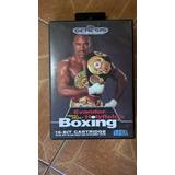 Sega Evander Holyfields Boxing