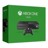 Xbox One 1tb + Control Inalámbrico Nueva Entrega Inmediata