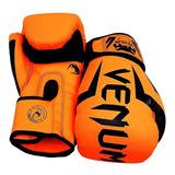 Kit Set Guante Boxeo Venum + Venda 108 Pulgadas + Obsequio